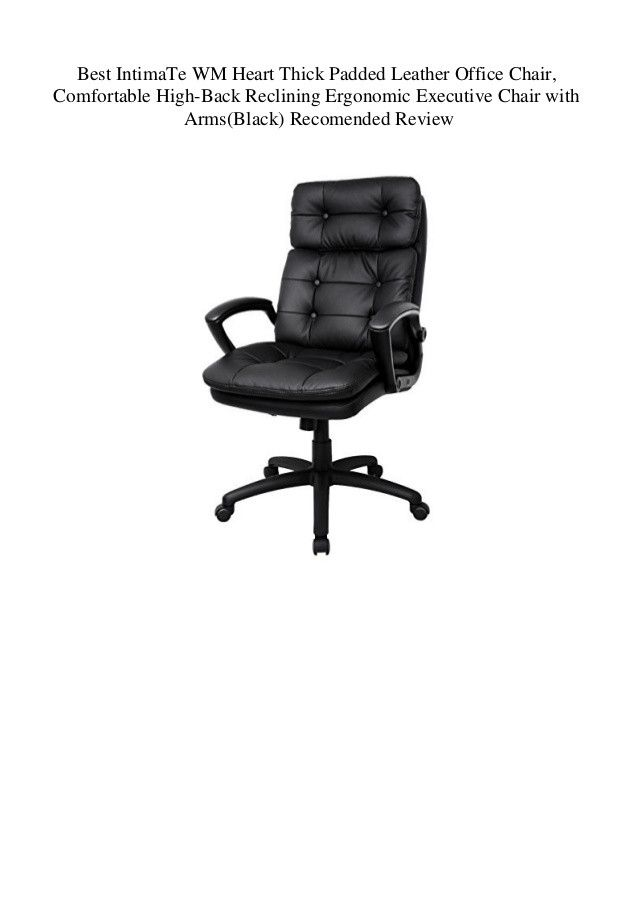 Best High Chairs 2021 Best Reclining Office Chair 2021 in 2020 | Reclining office chair