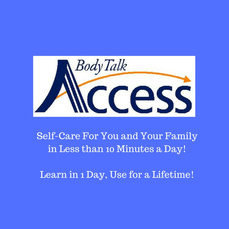 BodyTalk Access is self-care in less than 10 minutes a day. Learn more at: https://bodytalkportland.com/bodytalk-access/