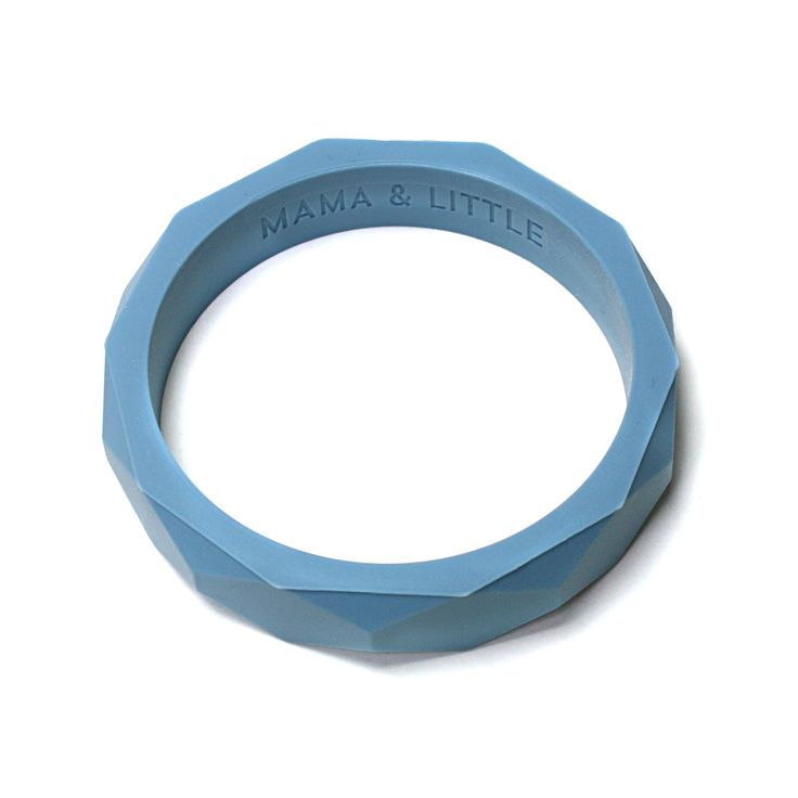 Finley Silicone Teething Bracelet- Niagara