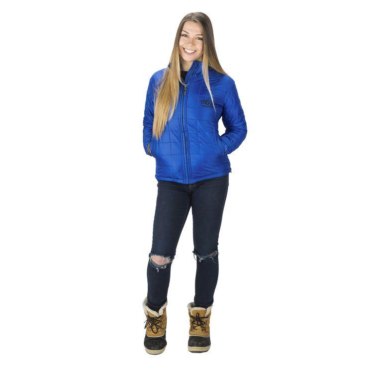 Womens Pumori Jacket - Royal Blue
