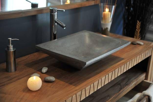 modern bathroom fixtures, rectangular sinks and faucets