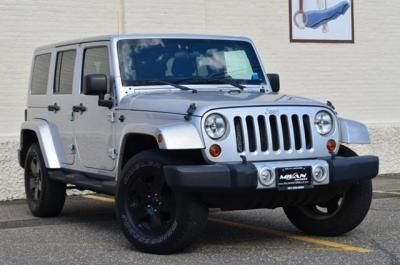 2011 Jeep Wrangler Unlimited 70th Anniversary For Sale In Little Ferry | Cars.com
