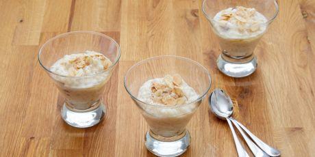 Anna Olson's Creamy Rice Pudding