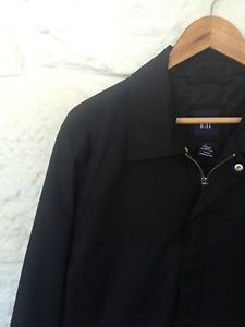 Mens Gap Black Jacket , Medium - Now Selling! Click through to go to eBay Auction.