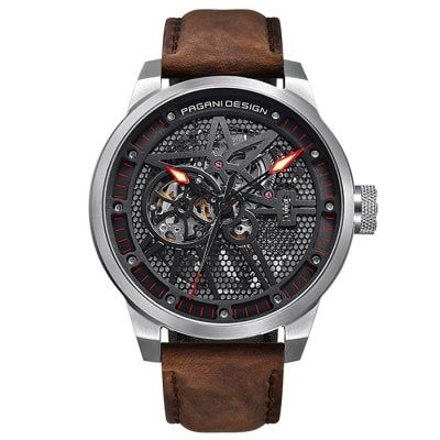 PRGRNIDESIGN 1625 Men Automatic Mechanical Watch -$110.57 Online Shopping| GearBest.com