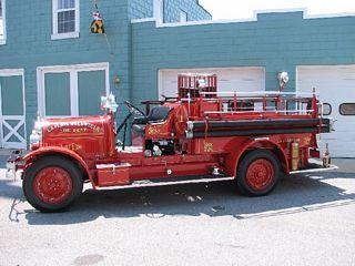 Chesapeake Antique Fire Apparatus Association