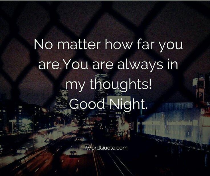 Goodnight handsome 8-5-17