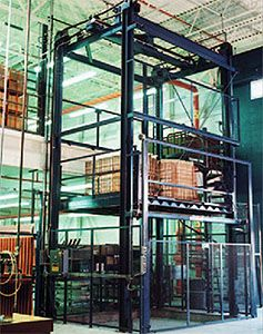 Kuecker Conveyor Systems - pFlow Vertical Reciprocating Conveyors