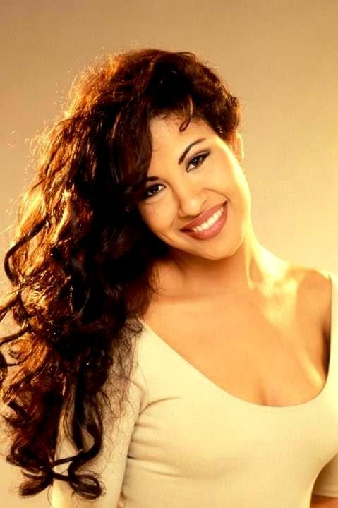 Selena Quintanilla-Pérez (April 16, 1971 – March 31, 1995), known simply as Selena, was an American singer-songwriter. Description from pixgood.com. I searched for this on bing.com/images