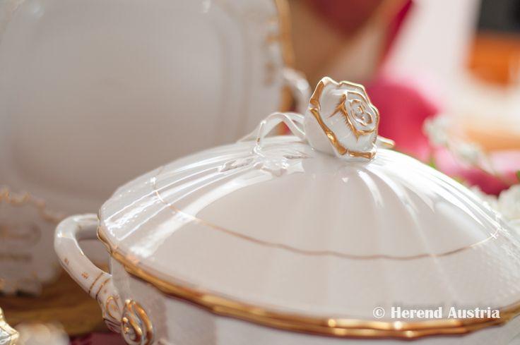 Soup Tureen Hadik - HD Herend Porcelain