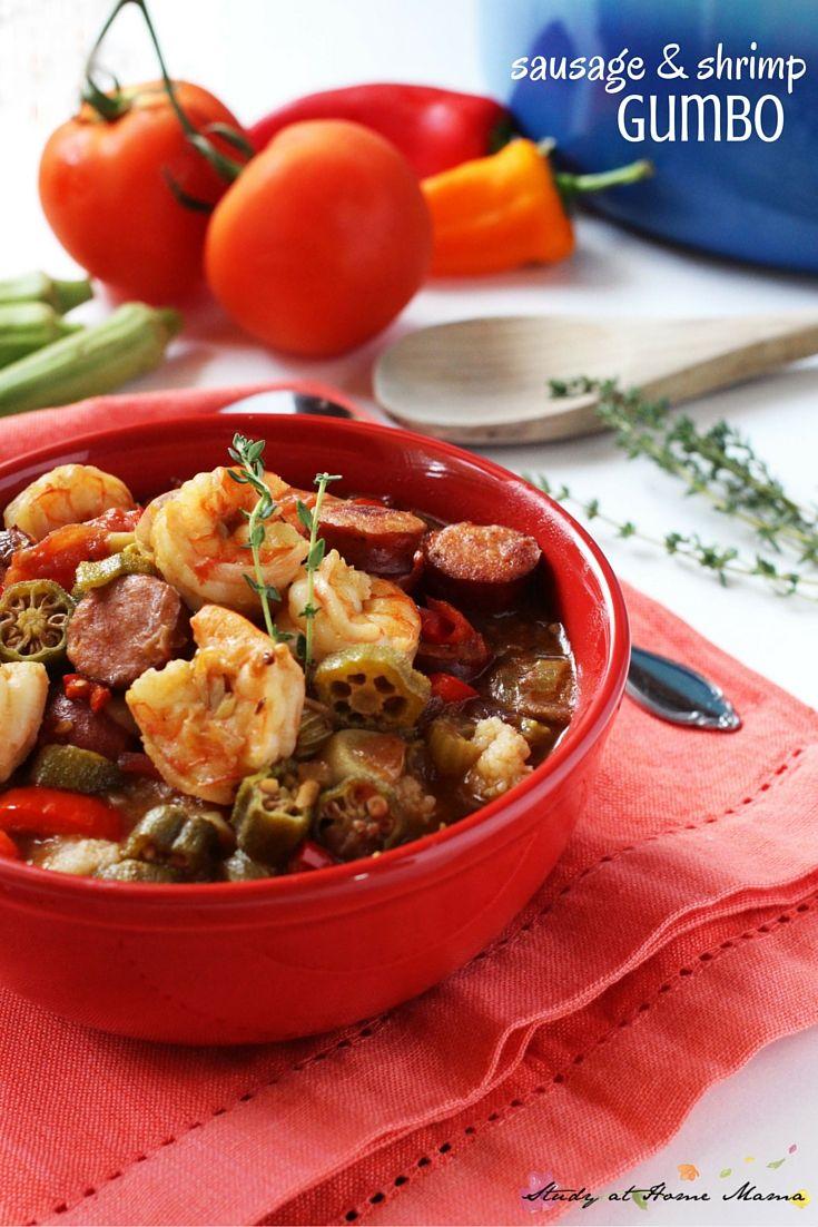... Pinterest | Summer vegetarian recipes, Fried calamari and Shrimp gumbo