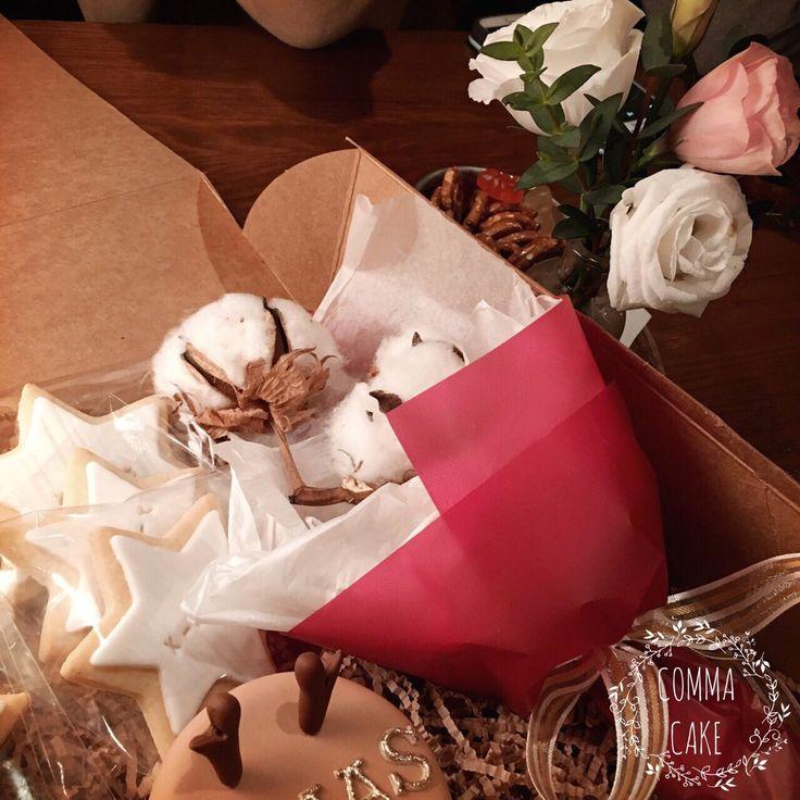 [콤마케익_COMMA CAKE] dryflowers . flowers
