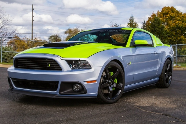 2012 Roush Stage 3 Ford Mustang GT SEMA