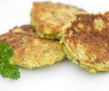 Zucchini and Halloumi Fritters | Official Thermomix Recipe Community