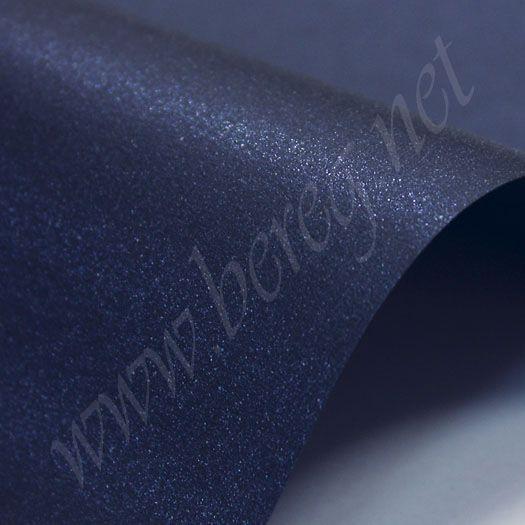 Берег - Продукция - Дизайнерская бумага - Гладкая с покрытием - Sirio Pearl - Sirio Pearl Shiny Blue