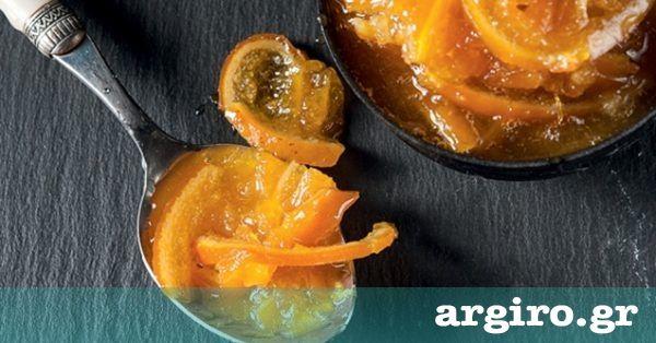 Μαρμελάδα πορτοκάλι από την Αργυρώ Μπαρμπαρίγου | Τα πορτοκάλια που είναι ιδανικά για μαρμελάδα και γλυκό, τα βρίσκουμε τον Ιανουάριο και αρχές Φεβρουαρίου