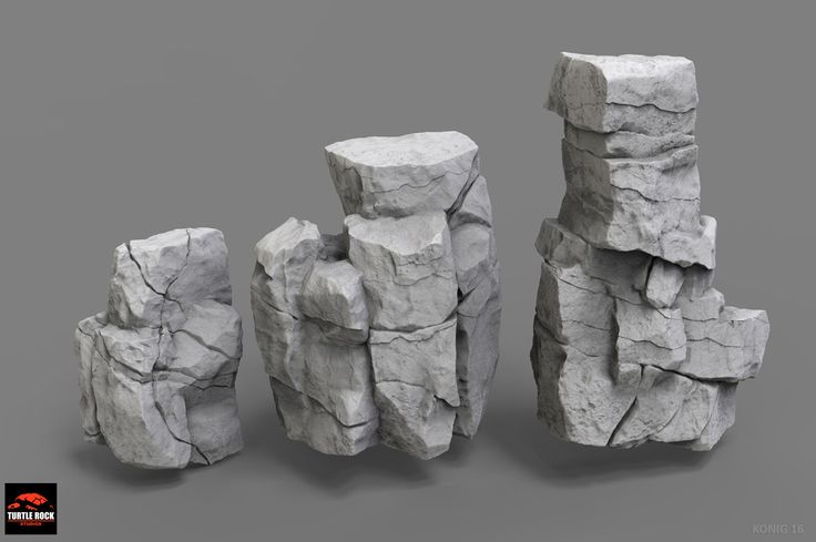 ArtStation - EVOLVE Environment Assets:, Peter Konig