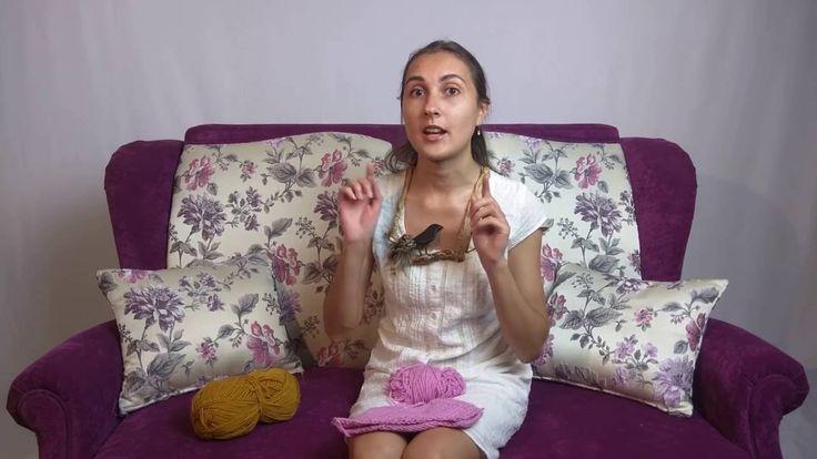 самый простой способ вязания крючком тапочки видео