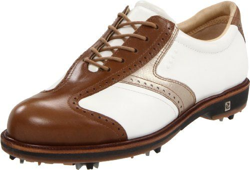 ECCO Women's New Classic City Golf Shoe