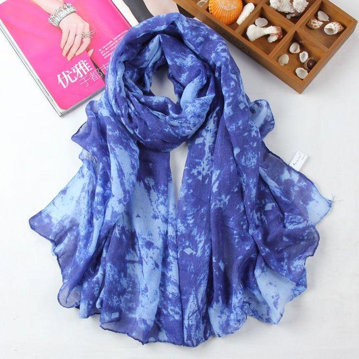 New Winter Fall Style Shawl Camouflage Printed Cotton Linen Scarf Soft Wrap #Handmade #ShawlWrapScarf #Everyday