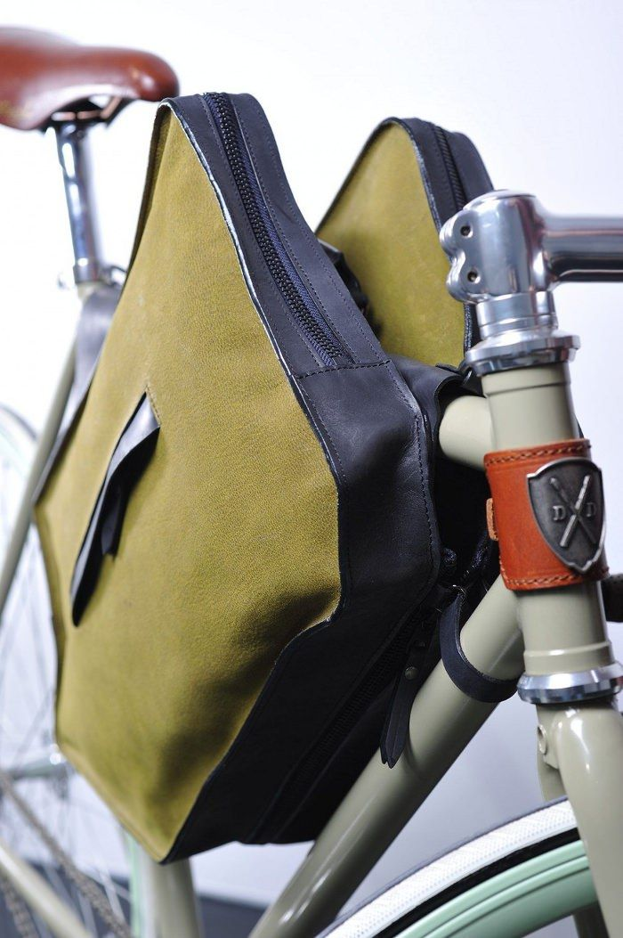 Bicycle case la sacoche à vélo par Joao Pedro Filipe