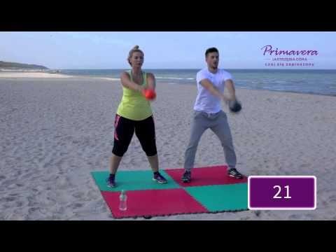 20 minutowy trening na spalanie - YouTube