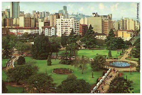 Joubert Park 1970