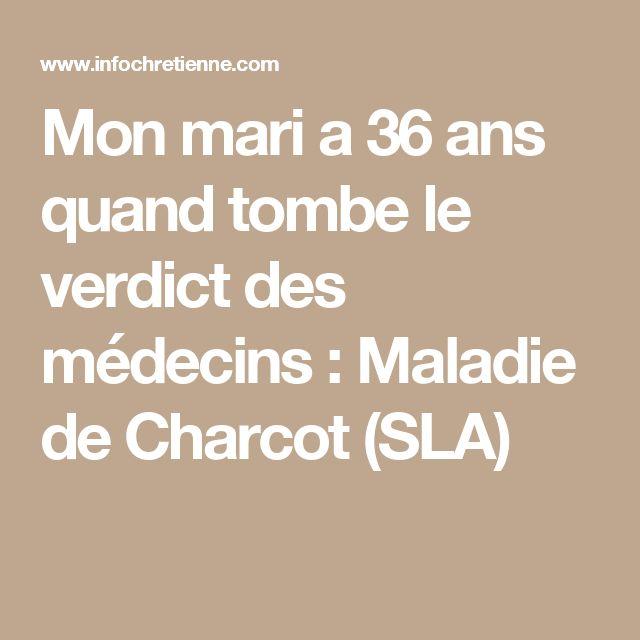 Mon mari a 36 ans quand tombe le verdict des médecins : Maladie de Charcot (SLA)