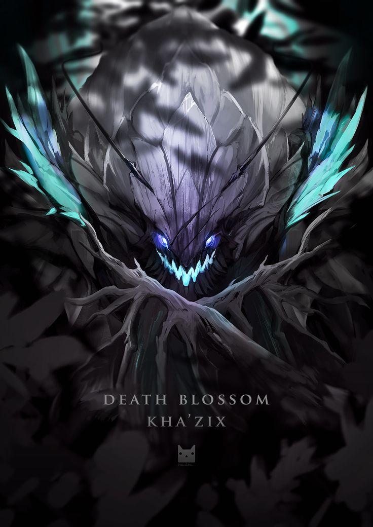 Death Blossom Kha'zix by wacalac