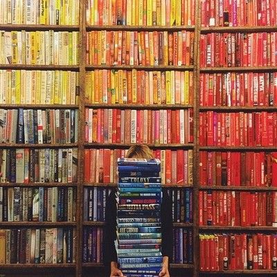 book is the color