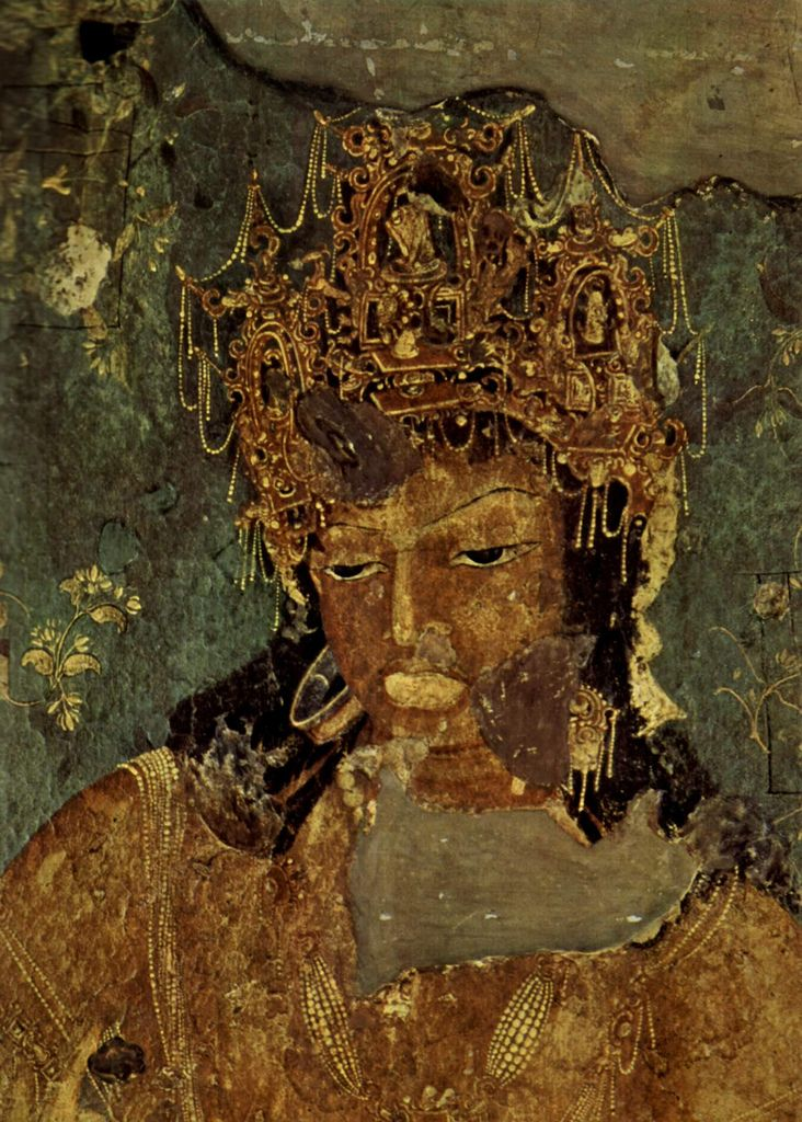 Ajanta- Bodhisattva Vajrapani | Flickr - Photo Sharing!