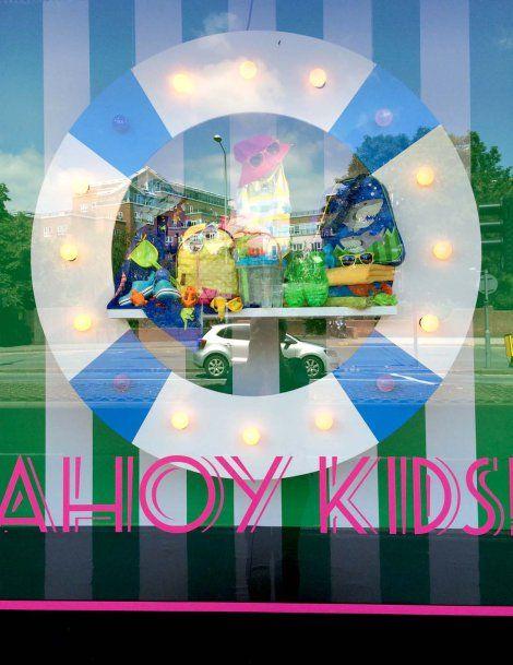 Bentalls - ahoy kids