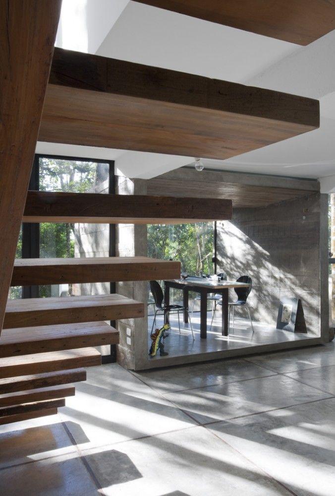 HAZP House, designed by Frederico Zanelato #architecture