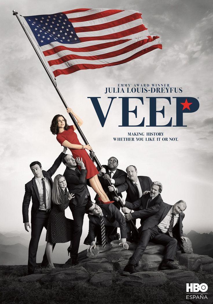 VEEP (Temporada 6) - Empezada el 3/11/2017