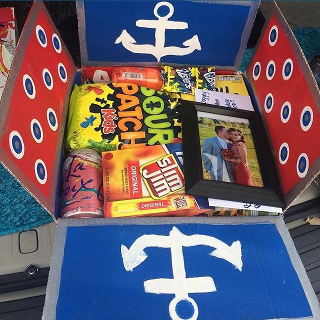 Navy Care Package