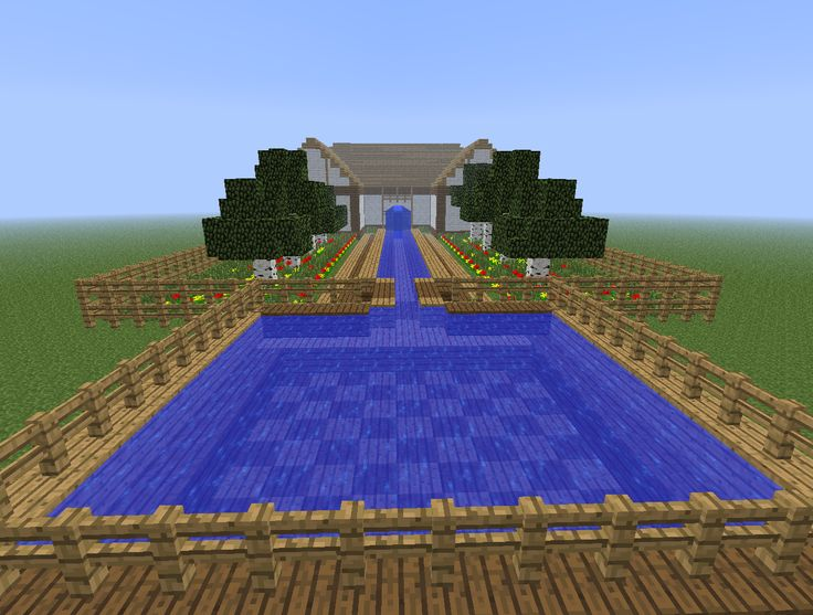 Minecraft House | Minecraft House by ~UndeadPuppetMaster99 on deviantART
