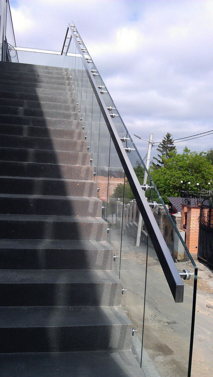Trendy glass railing glass thickness that look beautiful