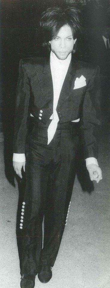 So truly beautiful. My gorgeous Prince. Adore.