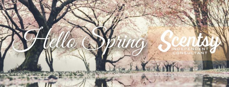 Scentsy Hello Spring Cover photo