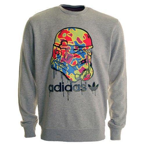 Fancy - Adidas Originals Stormtrooper Sweatshirt