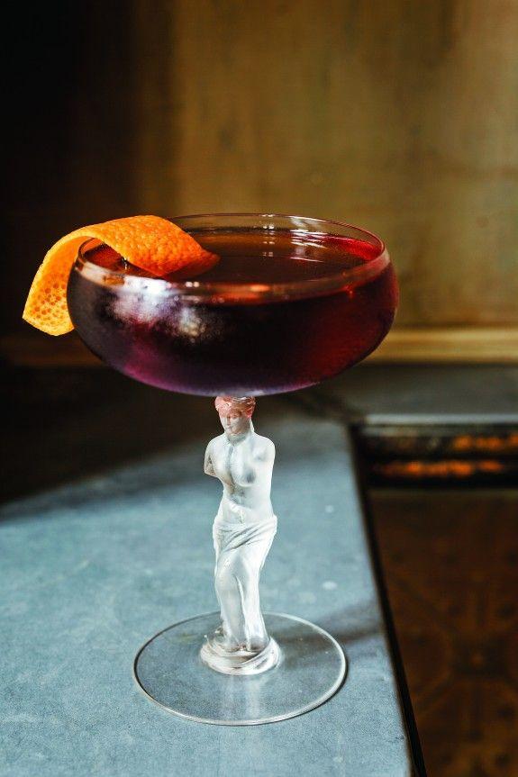 adonis cocktail found on KCRW Good Food blog
