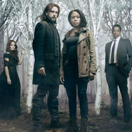 Sleepy Hollow renewed for a second season!