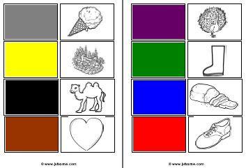 Rijmkaartjes (op kleur). Wat rijmt op paars (laars)? Met kleuren is dit relatief eenvoudig, maar je kan de moeilijkheidsgraad ook wat optrekken door combinaties te maken met andere woorden, zoals bier en stier. Nog leuker is als je er op die manier een memory-spel van maakt. Dan moet je 2 kaartjes zoeken die rijmen met elkaar.
