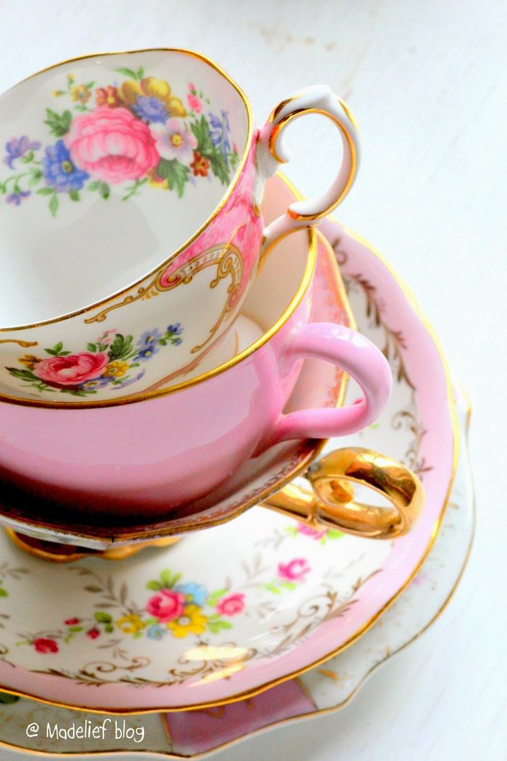 Madelief: Tea anyone?