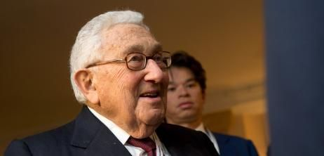 Interview with Henry Kissinger 'Do We Achieve World Order Through Chaos or Insight?' - 11.13.14