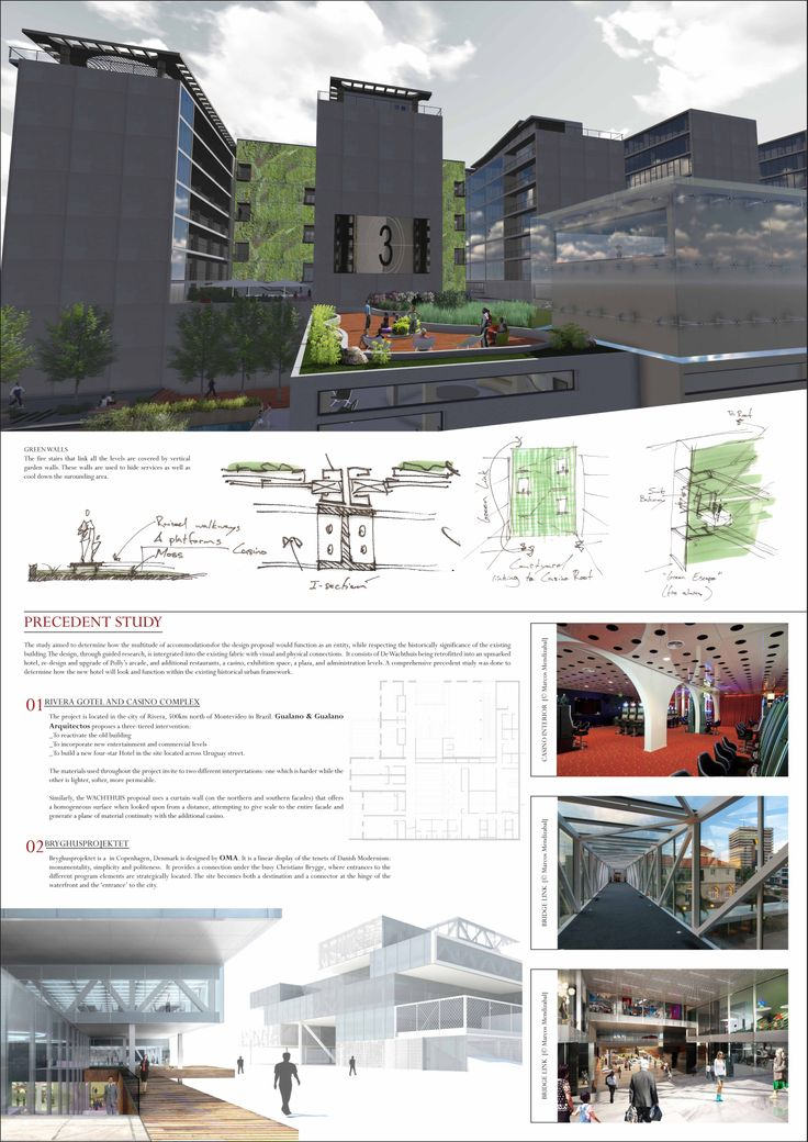 4th Year project | Norman Eaton #retrofit | Presentation p.6