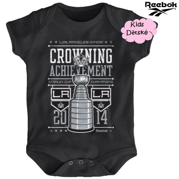 Dětské body Los Angeles Kings Stanley Cup Champions   http://fans-shop.eu/1105-stanley-cup-champions-2012-2014