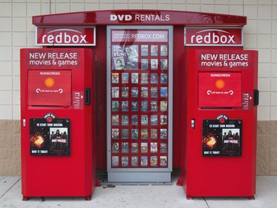 Franchise Machines: DVD Kiosks, ATMs, Photo Booths ...