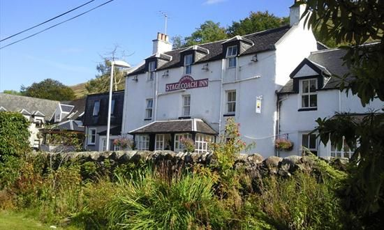 Cairndow Stagecoach Inn On the shores of Loch Fyne, St Catherines, Scotland