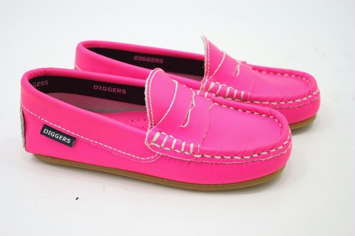 Diggers in Neon Fuxia special by Warmer $93,-